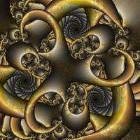 Fractal: Convergent Orbit Trap