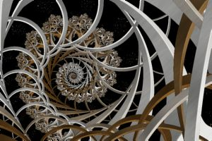 Fractal: Isogonal Polygon Orbit Trap