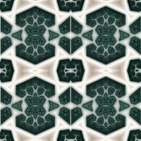 Fractal: Julia Pattern Map