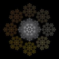 Fractal: Unit Circle Group